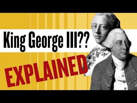 King George III and British Columbia: Canadian history, slavery, French language and loyalty