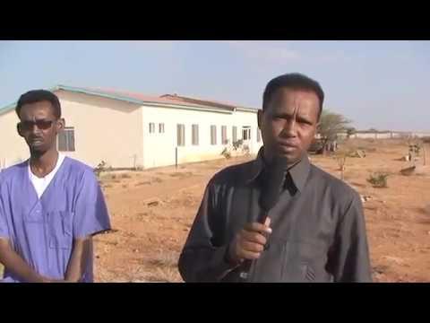 Wasiirka Caafimaadka Dr Xaglo Toosiye oo Booqday Cisbitaalka Buuhoodle