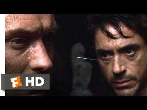 Sherlock Holmes (2009) - The Arrest of Lord Blackwood Scene (1/10)   Movieclips