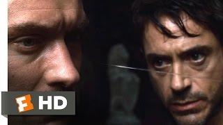 Sherlock Holmes (2009) - The Arrest of Lord Blackwood Scene (1/10) | Movieclips