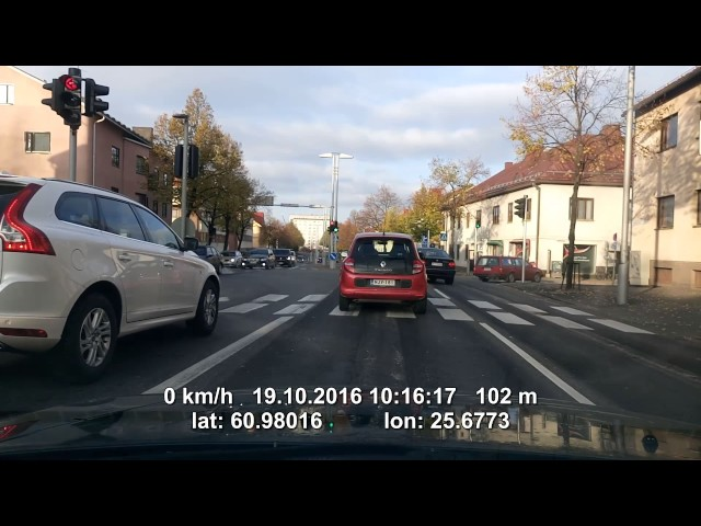 Bad Drivers of Finland #38