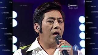 Yo Me Llamo - Bolivia 2017 - Germaín de la Fuente - Y volveré 01/06/2017