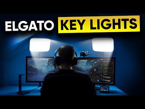 Elgato Key Light - The Best Lights For Streamers?