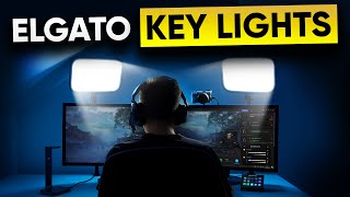 Elgato Key Light - The Best Lights for Streamers?