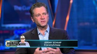 25 Years In Exile: Jeremy Schaap On Pete Rose