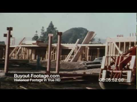 HD Stock Footage Solar Energy 1978
