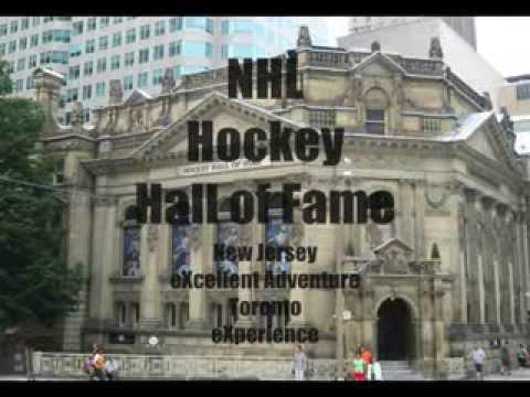 Hockey Hall of Fame Visit