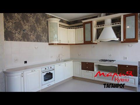 """Проект кухни """"Мария"""" в Таганроге."""