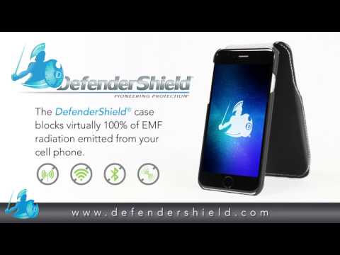 the latest 12d79 4ade9 EMF Radiation Shield Case for Your Cell Phone by Defender Shield