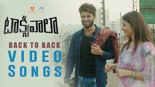 Taxiwaala Back to Back Songs | Vijay Deverakonda, Priyaka Jawalkar, Rahul Sankrityan