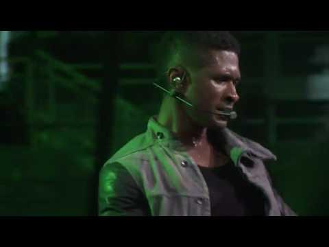 Usher - iTunes Festiva