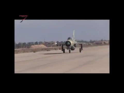 Old but Deadly - MiG-21 Deir ez-Zor Air Base in Syria
