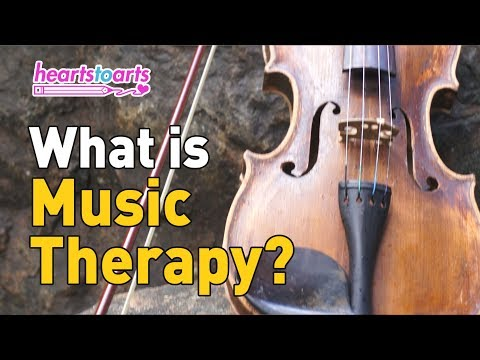 Hearts To Arts: Music Therapy