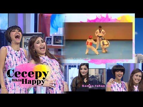 Ketawa Anggun Ayu & JuPe Main Tahan Tawa [Cecepy] [30 Mar 2016]