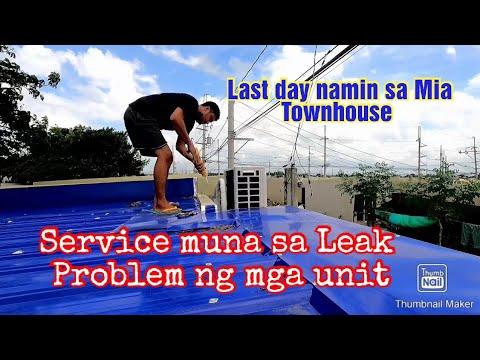 Download Mia Towhouse day 28 + Mga tumagas na bubong at pader babalikan namin ni master Rj