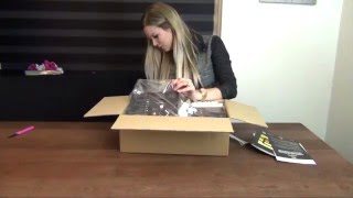 my first unboxing video the astro a40 tr with mixamp tr for ps4
