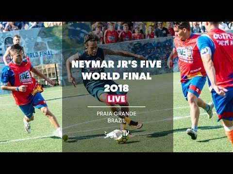 Neymar Jr's Five World Final 2018 | Five-A-Side Football Tournament