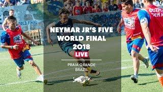 Neymar Jr's Five World Final 2018   Five-A-Side Football Tournament thumbnail