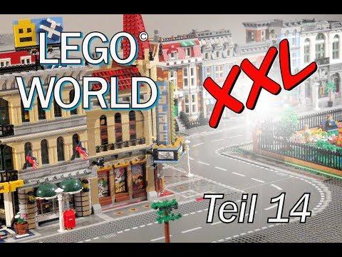 LEGO WORLD XXL (Teil 14) - Brick Avenue 2.0 & FAQ