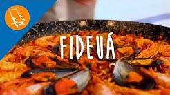Täydellinen Fideuá - Espanjan keittiön herkkuja