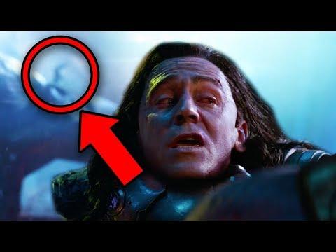 Avengers Infinity War - LOKI FAKE DEATH Theory Explained!