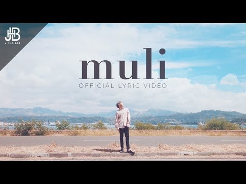JinHo Bae | Muli (Official Lyric Video)