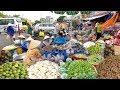 Khám Phá Chợ TỊNH BIÊN An Giang, Chợ Biên giới Giáp Campuchia | Tinh Bien Market