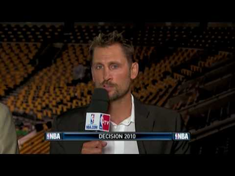Brent Barry says Lebron James should be a Seattle SuperSonic