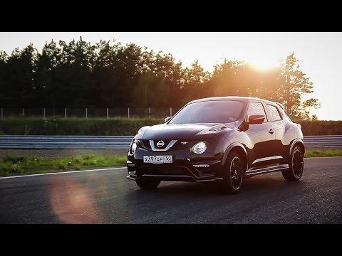 Nissan Juke Nismo RS Тест-драйв.Anton Avtoman.