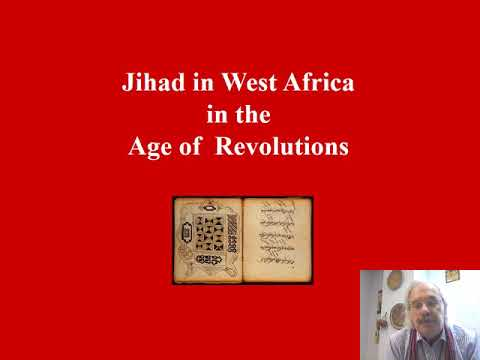 Week 6 - Jihad in West Africa
