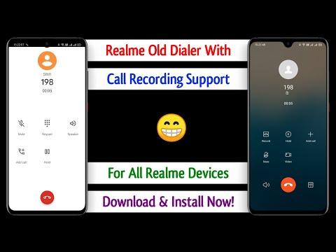Realme Old Dialer   Realme Old Caller App   Realme Dialer Apk Download   Realme Dialer App ~ RJ 😀❤️