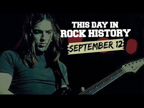 Pink Floyd Release Classic Album, Fleetwood Mac Falters - September 12 in Rock History