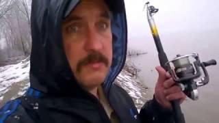 Рыбалка на Оби Новосибирск 1 мая 2017 г.