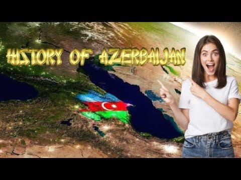 The History Of Azerbaijan : Every Year 1918 - 2020  Nagorno-Karabakh 1992-2020