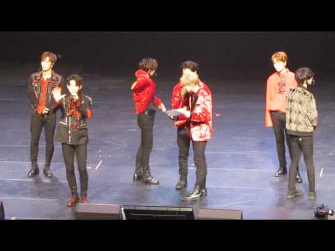 [fancam] 170106 GOT7 in Taiwan - 3주년 Surprise