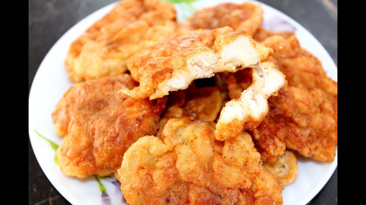 куриные растрепки рецепт с фото
