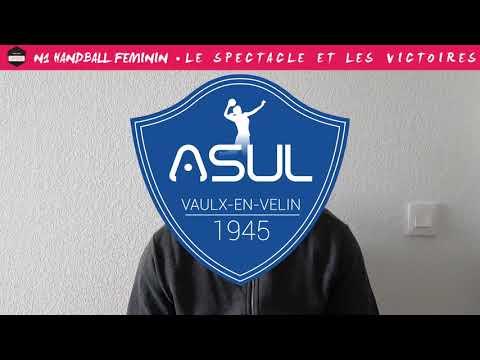 Interview d'après match - 16ème Coupe de France - UPMABHB/Vaulx en Velin