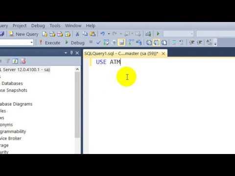 SQL - Data Control Language (DCL)