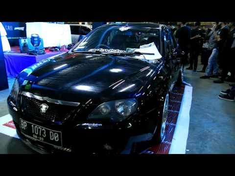 Indonesia Auto Modified IAM & HDMF2017 - Mega Mall Batam