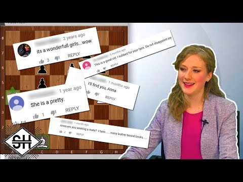 Creepy Chess Comments