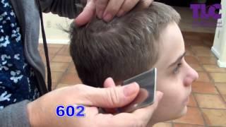 TLC Boy Hair Lice Check 2015