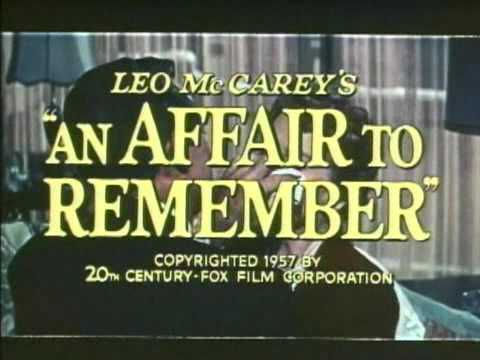 An Affair to Remember is listed (or ranked) 19 on the list 20th Century Fox Movies List