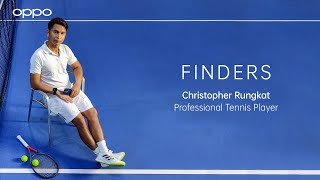 OPPO Find X3 Pro 5G | Finders: Christopher Rungkat, Professional Tennis Player
