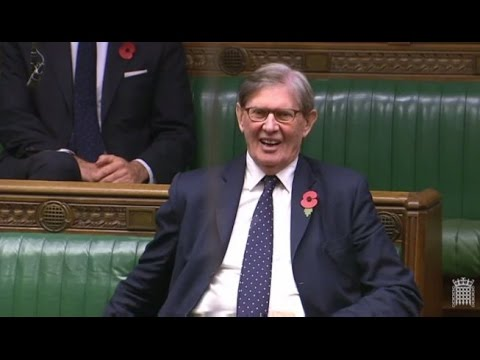 Saluting Sir Bill Cash MP