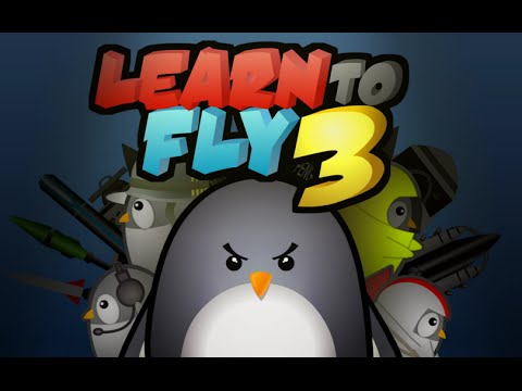 Learn to Fly 3 Full Gameplay Walkthrough