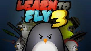 Learn to Fly 3 Full Gameplay Walkthrough