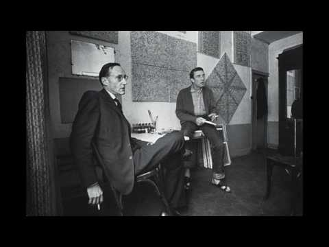 The Spoken Word: William S Burroughs and Brion Gysin
