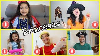 TIPOS DE ALUNOS NA AULA ONLINE / Escola de PRINCESAS online !!