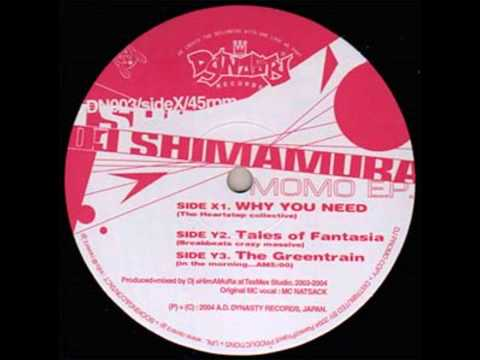 DJ Shimamura - Why You Need (The Heartstep Collective)