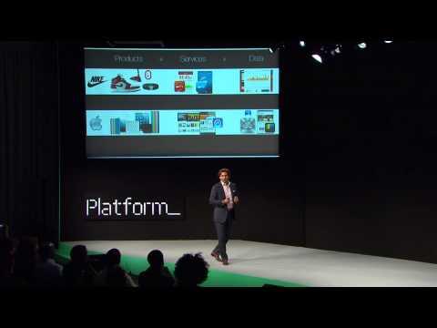 Steven Wolfe Pereira speaking at Platform Summit 2013